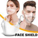 2020 New Radical Alternative Transparent Shield