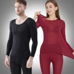 Seamless Elastic Thermal Inner Wear - H