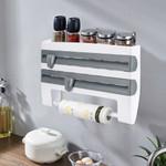💥 Multifunction Film Storage Rack Cutter 💥
