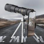 ⭐ 4K 10-300X40mm Super Telephoto Zoom Monocular Telescope ⭐