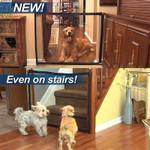 Kids & Pets Safety Door Guard Retractable
