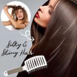 ⚡️Boar Bristle Hair Brush
