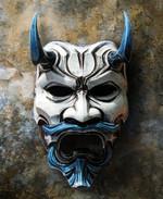 Uncle Oni White Mask