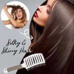 ✨ Boar Bristle Hair Brush