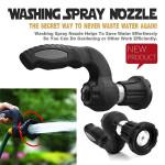 WASHING SPRAY NOZZLE-CLEAN