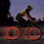 ✅ LED Flash Tyre Wheel Valve Cap Decorative Light (2PCS)