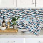 Creative Home Beautification - 3D Tile Stickers (4 PCS or 9 PCS)