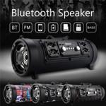Wireless Bluetooth Portable High-Power Music Barrel Bluetooth Speaker
