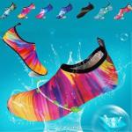 Women and Men Water Shoes Barefoot Quick-Dry Aqua Socks