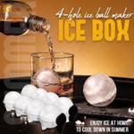 4-Hole Ice Ball Maker