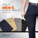 🔥 (Summer Limited Promotion-50% Off)🔥 High Stretch Men's Classic Pants