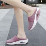 Women'S Breathable Lightweight Air Cushion Slip-On Walking Slippers 🔥AUTUMN SALE 50% OFF🔥