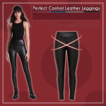 Perfect Control Leather Leggings 🔥 50% OFF - LIMITED TIME ONLY 🔥