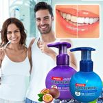 🔥 Intensive Stain Removal Whitening Toothpaste