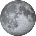 1000 Pieces Moon and Earth Puzzle