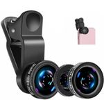 3 In 1 Phone Lens Kit For Smartphones - H