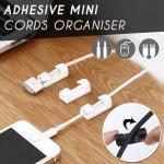 Adhesive Mini Cords Organizer (20 Pcs)