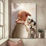 Schnauzer - Take my hand Poster
