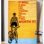 It Will Hurt - It Will Take Time