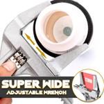UK - Super Wide Adjustable Wrench