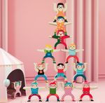 Children's Hercules Stacking Blocks, With Thousands Of Game Play & Creative Design, For Boys And Girls Early Learning