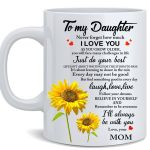 To Daughter From Mom - Laugh, Love, Live