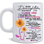 To My Daughter - Be Brave, Be Bold, Be Beautiful