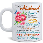 To My Husband - I Love You Forever & Always