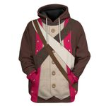 Alohazing 3D American Infantry 6th Continental Regiment Custom Hoodie Apparel