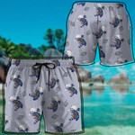 Alohazing 3D Anime Naruto Kakashi Beach Shorts