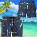 Alohazing 3D SW Beach Shorts