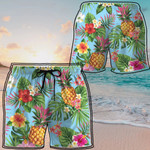Alohazing 3D Kahoolawe Maui Beach Shorts