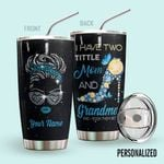 Alohazing 3D I Have Two Titles Tumbler