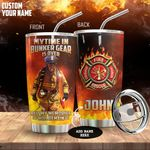 Alohazing 3D Firefighter My Memories Will Remain Personalized Tumbler