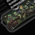 Alohazing 3D TMNT Custom Auto Car Sunshade
