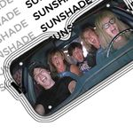 Alohazing 3D Movie WW Singing Bohemian Rhapsody Scene Custom Auto Car Sunshade