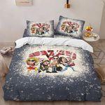 Alohazing 3D EVH Band Custom Bedding Set