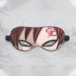 Alohazing 3D Anime Naruto Shippuden Gaara Custom Sleep Eyes Cover