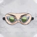Alohazing 3D Anime Jujutsu Kaisen Kento Nanami Custom Sleep Eyes Cover
