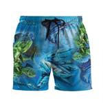 Alohazing 3D Sea Fishing Shorts