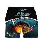 Alohazing 3D Carp Fishing Shorts