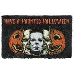 Alohazing 3D Have A Haunted Halloween Doormat