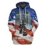 Alohazing 3D Never Forget The 9-11 Tshirt Hoodie Apparel