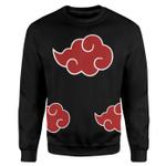 Alohazing 3D Anime Naruto Shippuden Akatsuki Cosplay Custom Sweatshirt
