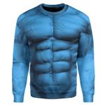 Alohazing 3D DC Dr Manhattan Custom Sweatshirt