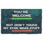 Alohazing 3D SW Welcome Doormat