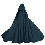 Alohazing 3D LOTR Frodo Hooded Cloak