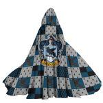 Alohazing 3D HP Ravenclaw Custom Hooded Cloak