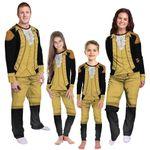 Alohazing 3D George Washington Family Pajamas
