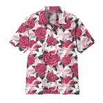 Alohazing 3D Breast Cancer Rose Hawaii Shirt